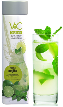 Vnc Cocktails Vodka Mojito